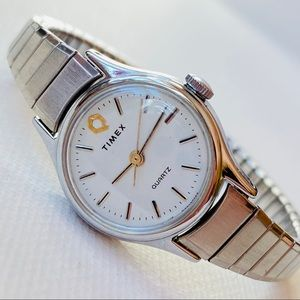Vintage Timex Q Women's Watch